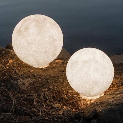 In-es.artdesign - Out Ex moon - Ex moon 2 - Lampada da terra per esterni M
