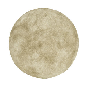 In-es.artdesign - Out - A. Moon 2 Out AP - Applique da giardino M