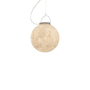 In-es.artdesign - Out - Luna 1 Out SP - Punto luce per esterno S