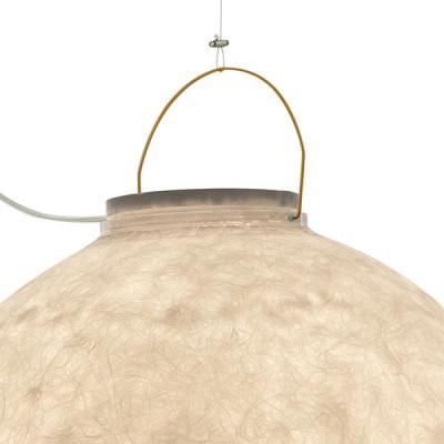 In-es.artdesign - Out - Luna 4 Out SP - Lampada a sospensione da esterno  XL - Bronzo - LS-IN-ES050022-O8