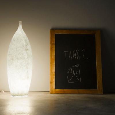 In-es.artdesign - Tank - Tank 2 - Piantana di design