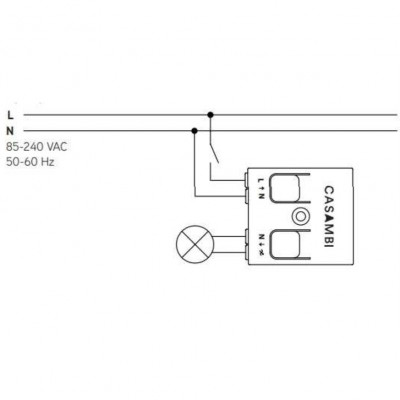 Linea Light - Accessori Linea Light - Dimmer Led KIT0080 Casambi