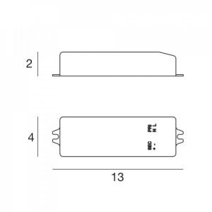 Linea Light - Accessori Linea Light - Kit 72 - Driver Led  - Nessuna - LS-LL-KIT72