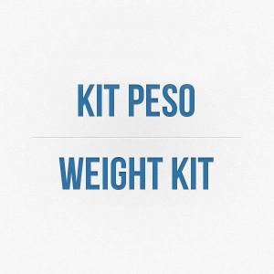 Linea Light - Accessori Linea Light - Kit Peso Marge/Peggy - Nessuna - LS-LL-10013