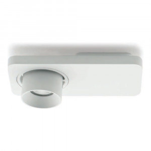 Linea Light - Applique - Beebo PL - Lampada di design componibile - Bianco -  - Bianco caldo - 3000 K - 45°