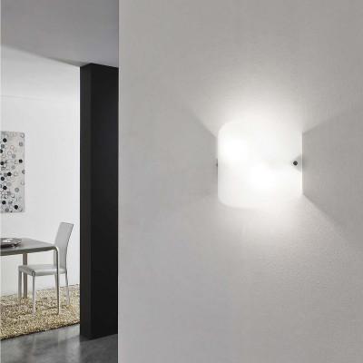 Linea Light - Applique - Lampada a parete Wally