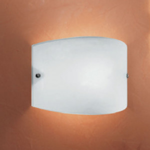 Linea Light - Applique - Lampada a parete Wally - Bianco - LS-LL-321B881