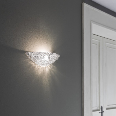Linea Light - Artic - Applique a muro in vetro Artic