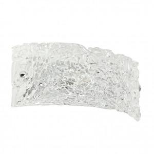 Linea Light - Artic - Applique a muro in vetro Artic S - Cristallo - LS-LL-4668