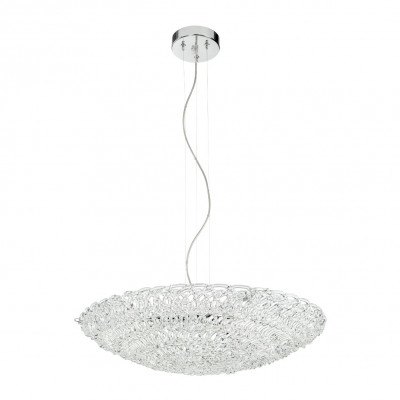Linea Light - Artic - Lampadario a sospensione Artic M - Cristallo - LS-LL-4649