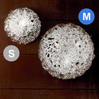 Linea Light - Artic - Plafoniera e applique in cristallo Artic M