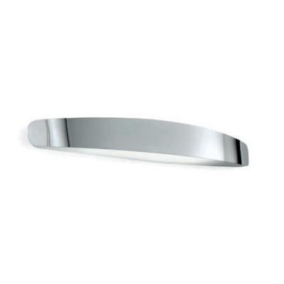 Linea Light - Bathroom - Prime - Lampada illuminazione bagno M - Cromo - LS-LL-6922