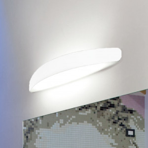 Linea Light - Bathroom - Prime LED AP M - Applique in metallo