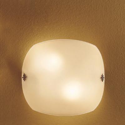 Linea Light - Bijoux - Lampada da parete e a soffitto Bijoux M