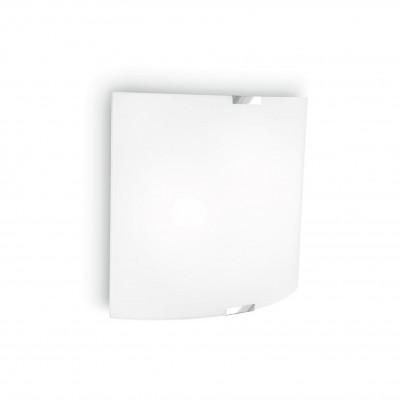 Linea Light - Bilancia - Lampada a parete o soffitto Bilancia L - Cromo - LS-LL-5094