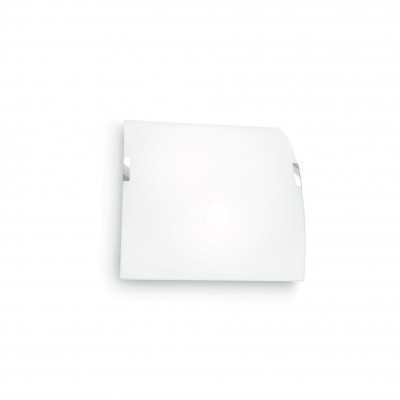 Linea Light - Bilancia - Lampada a parete o soffitto Bilancia S - Cromo - LS-LL-5092