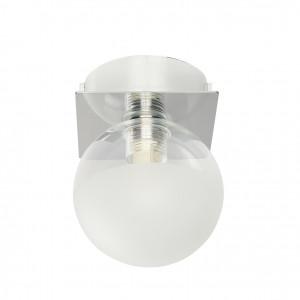 Linea Light - Boll - Plafoniera e applique illuminazione bagno Boll - Cromo - LS-LL-5008