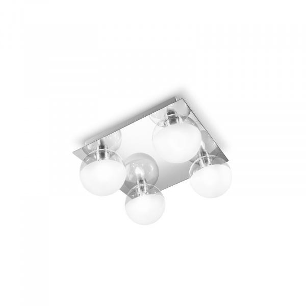 Linea light boll illuminazione bagno light shopping - Applique per il bagno ...