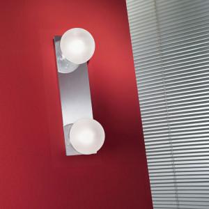 Linea Light - Boll - Plafoniera e applique per il bagno Boll