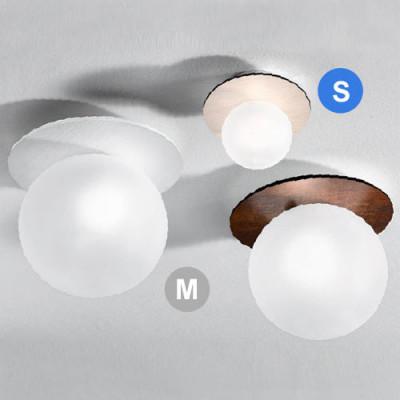 Linea Light - Boll - Plafoniera e applique per l'illuminazione per il bagno Boll S