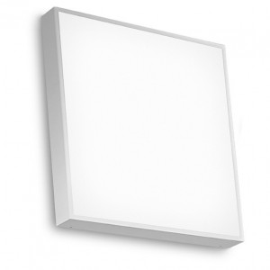 Linea Light - Box - Applique Box EM - Applique modalità emergenza - Bianco - LS-LL-71649-EM