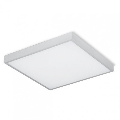 Linea Light - Box - Box Led L - Plafoniera da parete / soffitto