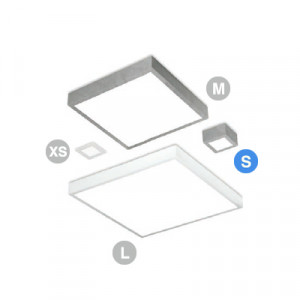 Linea Light - Box - Box Led S - Applique da parete / soffitto