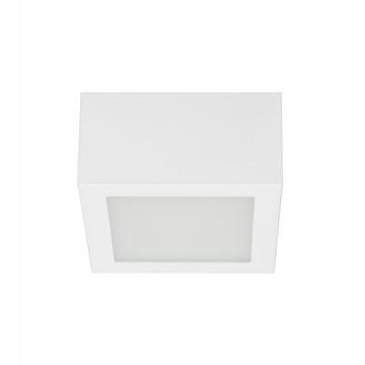 Linea Light - Box - Box S - Applique da parete o lampada soffitto - Bianco - LS-LL-4700