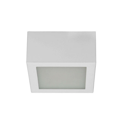 Linea Light - Box - Box S - Applique da parete o lampada soffitto - Grigio - LS-LL-4703