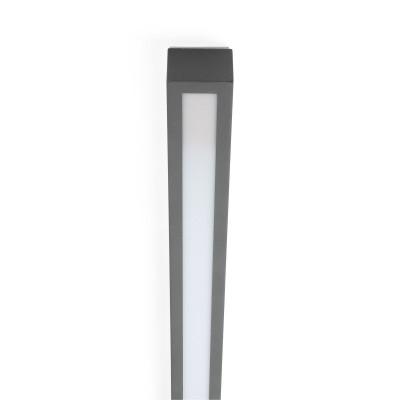 Linea Light - Box - Box SB PL LED S - Plafoniera a Led misura S - Cemento -  - Bianco naturale - 4000 K - Diffusa