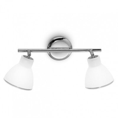 Linea Light - Campana - Campana - Applique orientabile a due luci