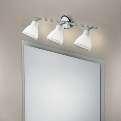 Linea Light - Campana - Campana - Applique orientabile a tre luci