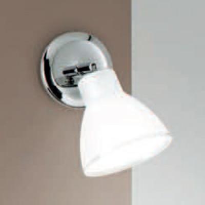 Linea Light - Campana - Campana - Applique orientabile a tre luci - Cromo - LS-LL-4403