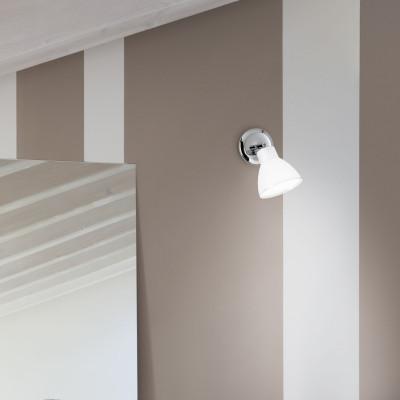 Linea Light - Campana - Campana - Applique orientabile a una luce