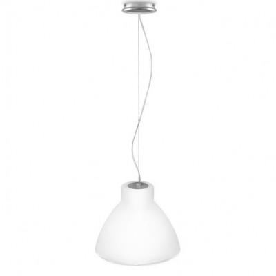 Linea Light - Campana - Campana S - Lampada a sospensione - Nichel satinato - LS-LL-4430
