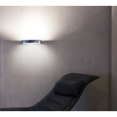 Linea Light - Circular - Heli LED - Lampada a parete dimmerabile