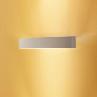 Linea Light - Circular - Heli LED - Lampada a parete dimmerabile - Tortora - LS-LL-8457 - Bianco caldo - 3000 K - Diffusa