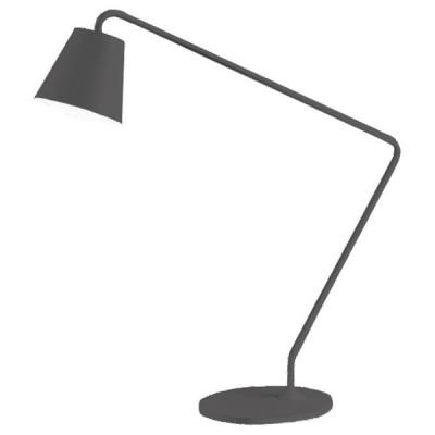 Linea Light - Conus - Conus LED - Lampada da tavolo M - Nero - LS-LL-7540 - Bianco caldo - 3000 K - Diffusa
