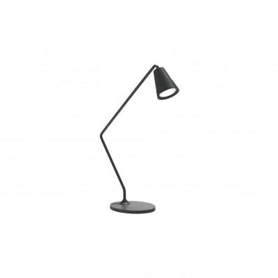 Linea Light - Conus - Conus LED - Lampada da tavolo S - Nero -  - Bianco caldo - 3000 K - Diffusa