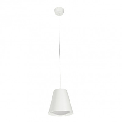 Linea Light - Conus - Conus LED - Lampada led a sospensione conica M - Bianco -  - Bianco caldo - 3000 K - Diffusa