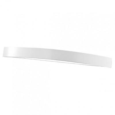 Linea Light - Curvè - Curvè LED - Lampada da parete M - Bianco -  - Bianco caldo - 3000 K - Diffusa