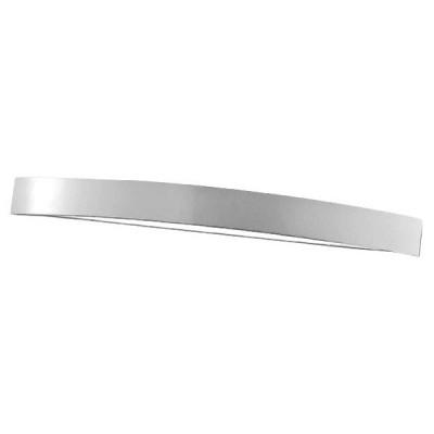 Linea Light - Curvè - Curvè LED - Lampada da parete M - Grigio beton scuro - LS-LL-1146 - Bianco caldo - 3000 K - Diffusa