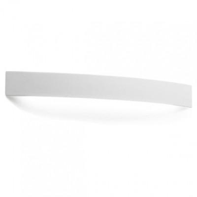 Linea Light - Curvè - Curvè LED - Lampada da parete XL - Bianco -  - Bianco caldo - 3000 K - Diffusa