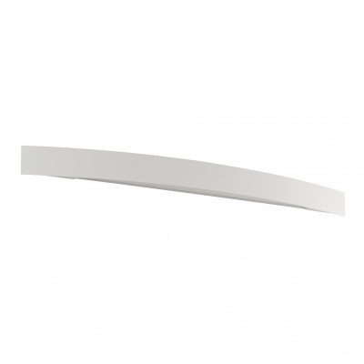 Linea Light - Curvè - Curvè PL LED XXL - Lampada da parete dal design moderno XXL