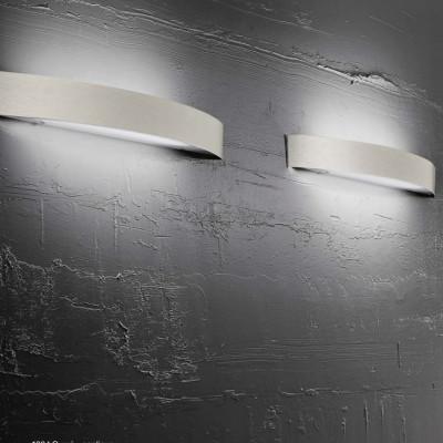 Linea Light - Curvè - Lampada da parete Curvè L