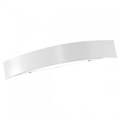 Linea Light - Curvè - Lampada da parete Curvè L - Bianco - LS-LL-1136