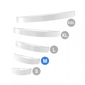 Linea Light - Curvè - Lampada da parete Curvè M