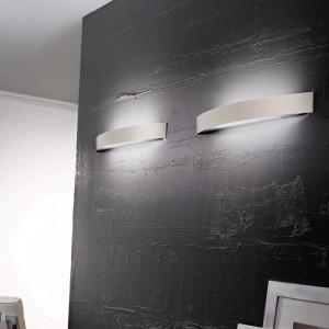 Linea Light - Curvè - Lampada da parete Curvè S
