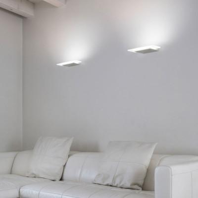 Linea Light - Dublight - Dublight LED - Lampada da parete L