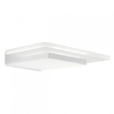 Linea Light - Dublight - Dublight LED - Lampada da parete S - Bianco -  - Bianco caldo - 3000 K - Diffusa